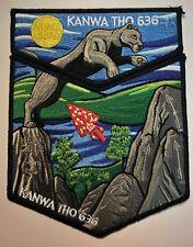 WI Three Harbors Council 636 Kanwa Tho Early Standard Flap