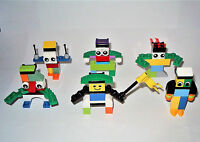 10 Make Your Own Party Favors Lego Brick Block Necklaces Birthday Grab Bag Gift