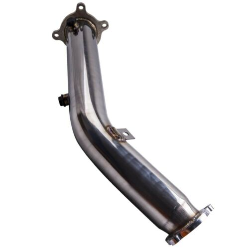 Stainless Steel Turbo Exhaust Downpipe for Audi A4 B8 2.0 TFSI A4 A4 Quattro