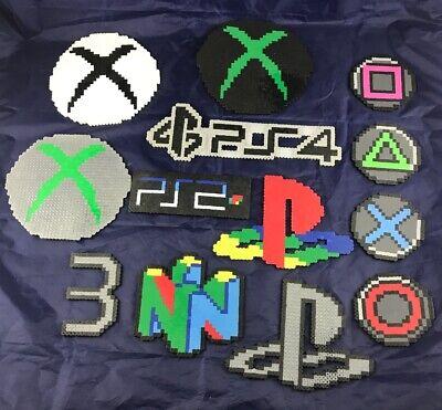 Xbox video game Logo sign fan art 3D print USA