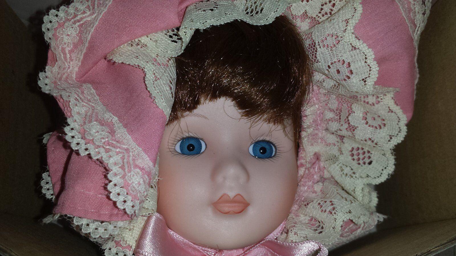 Princess House porcelain doll  Katrina
