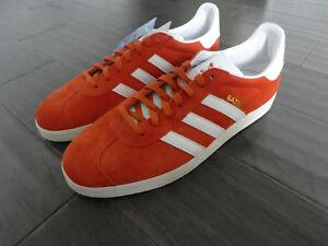 Adidas-Gazelle-men-039-s-shoes-sneakers-new-BZ0024-Future-Harvest-suede