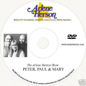 Peter-Paul-amp-Mary-Interview-30-Minutes-DVD