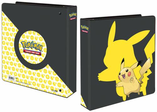 """Choose Design 2/"""" Ring Album // Folder Ultra Pro Pokemon"""