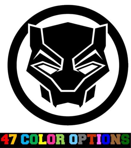 Infinity War Avengers Black Panther Logo Vinyl Decal Truck Car Sticker Laptop