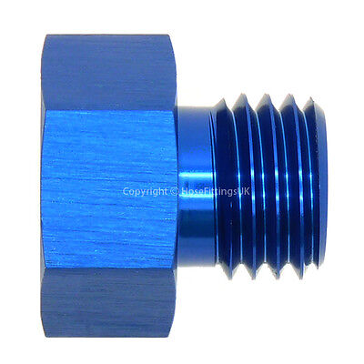 1/8 Npt Femmina A M12x1.5 Metrica Maschile Olio Carburante Sensore Di Pressione Pompa Adattatore-