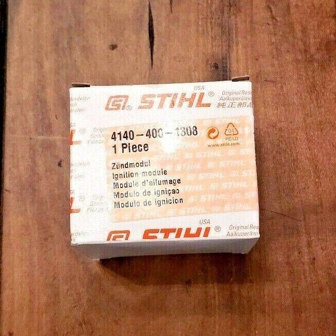 Bobina de ensendido Stihl fs55c fs46 fc55 fs45 fs55 hl45 hs45 km55 ignición zündmodul