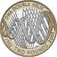 miniatura 43 - UK £ 2 MONETE 1997 - 2020 GB MONETE Due Pound