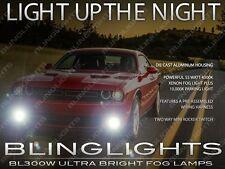Xenon Halogen Fog Lights Kit for 2008 - 2016 Dodge Challenger