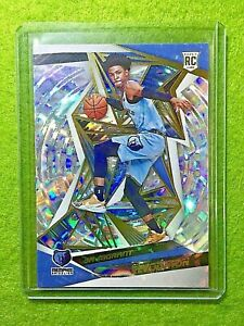 JA-MORANT-SP-PRIZM-RC-ROOKIE-CARD-JERSEY-12-GRIZZLIES-2019-20-Revolution-FRACTAL