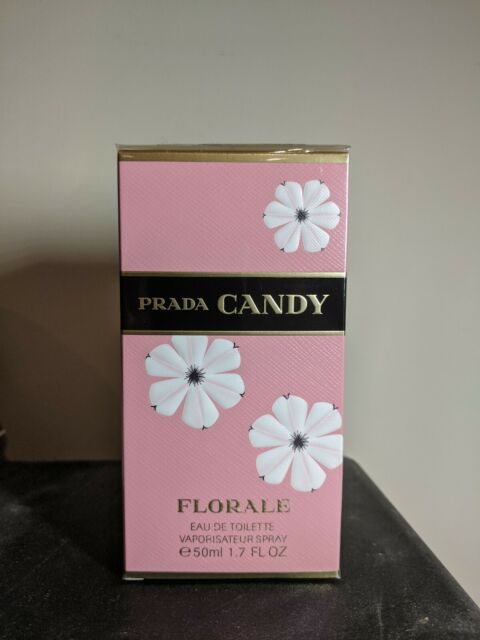 Prada Candy Florale 50ml/ 1.7oz Women EDT Eau de Toilette Spray