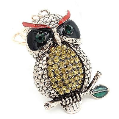 Key Ring Purse Bag Rhinestone Crystal Keyring Keychain charm Pendant Gift G267