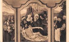 BF9628 gerard david descente de croix bruges chapell paint art