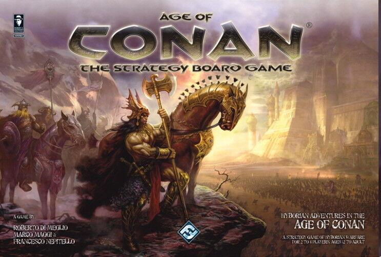 AGE of Conan  il Gioco da tavolo - (NUOVO)