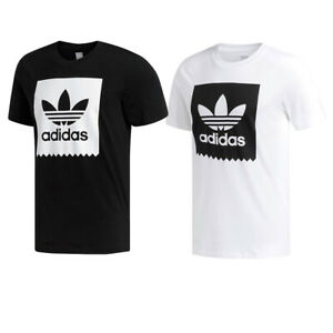 Adidas-Men-039-s-Short-Sleeve-Blackbird-Trefoil-Graphic-Logo-Active-T-Shirt