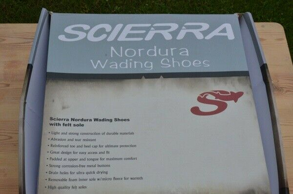 Vådstøvler, Scierra Nordura