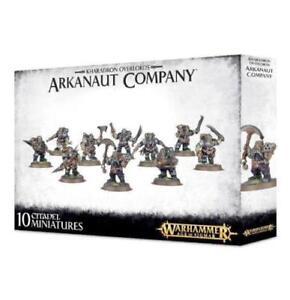 Arkanaut Frigate 84-39 Kharadron Overlords