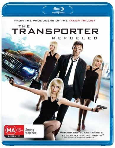 1 of 1 - The Transporter Refueled (Blu-ray) Action, Adventure, Crime, Comedy Ed Skrein