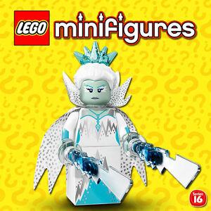 LEGO-Minifigures-71013-Series-16-Ice-Queen-Reine-NEUF-NEW-Sealed