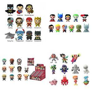 DC-Comics-3D-Figural-Keyring-Blind-Bag-Suicide-Squad-Women-of-DC-Universe-More