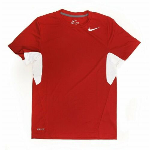 Choose Size /& Color! NEW Men/'s Nike Dri-FIt Short Sleeve Shooting Shirt Mesh