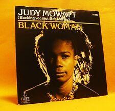 """7"""" Single Vinyl 45 Judy Mowatt / Joy Tulloch Black Woman 1979 MINT Roots Reggae"""