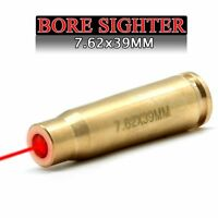 Stock 7.62 X 39 Mm Laser Bore Sighter Boresighter Bore Sight Red Dot Sight