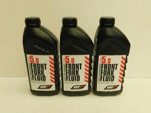 16-50-l-WP-Original-Gabel-Ol-5W-3-x-1-ltr-High-Performance-Front-Fork-Fluid-5-0