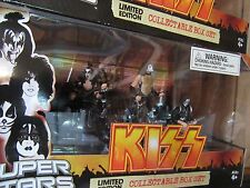 Kiss Super Stars Collectable Box Set 2009