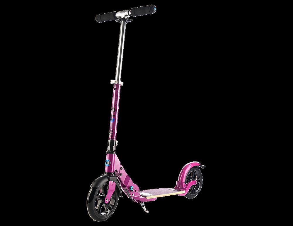 Micro Scooter Flex 200 Roller Aubergine sa0120