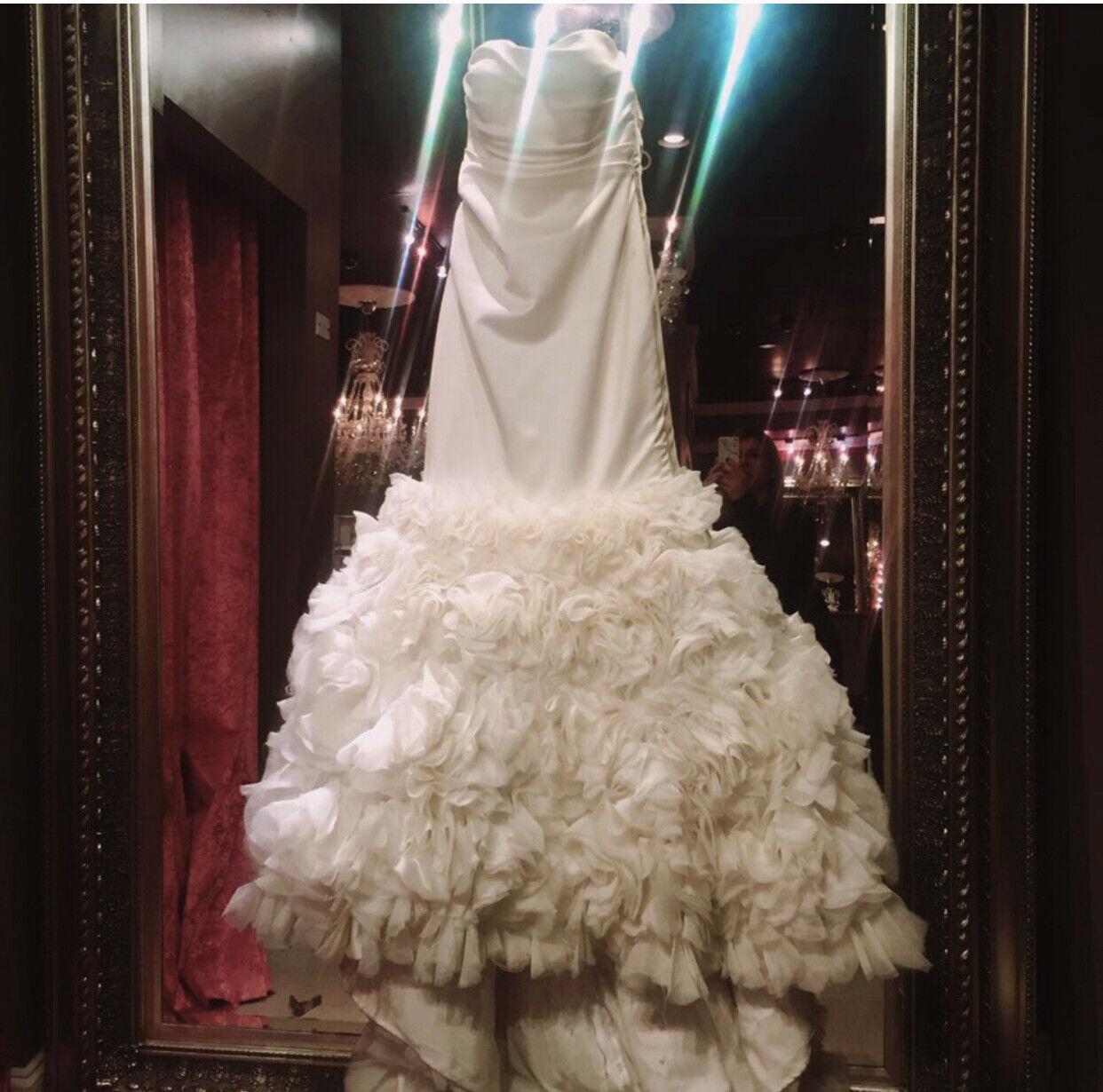 Winnie Couture Janine 8437 Wedding Dress - image 1