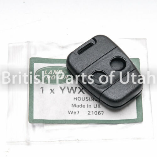 Land Rover Discovery 1 I Remote Key Fob Case Housing Repair Rubber Button 96~99