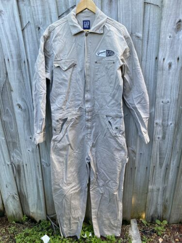 Gap Denim Special Edition Coverall Medium Jumpsuit