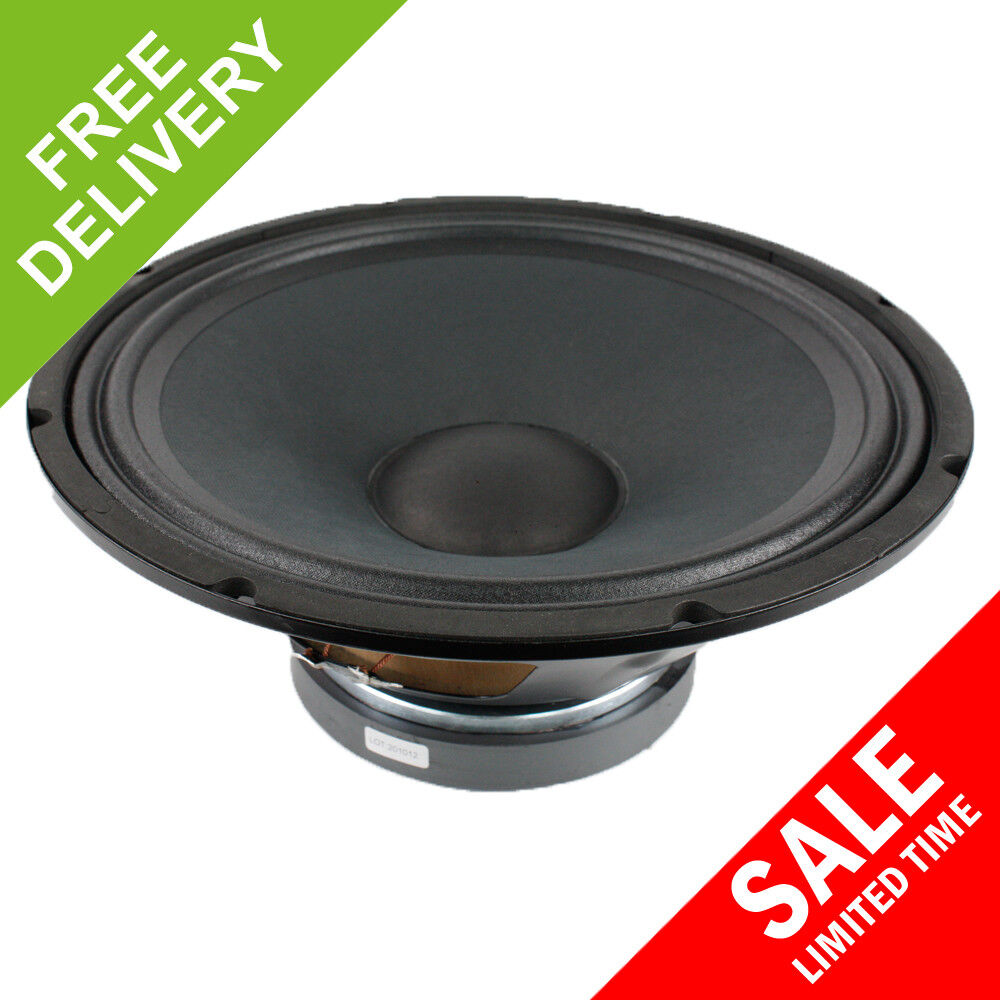 Skytronic 12  Replacement Spare DJ PA Speaker Driver CONE CHASSIS 250W
