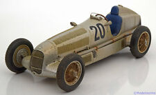 1:18 CMC Mercedes W25 Dirty Hero Winner Eifelrennen 1934