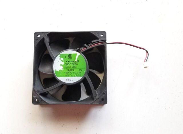 12038 original CNDC24B4-953 24V 0.32A 7W servo cooling fan
