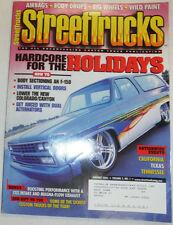 StreetTrucks Magazine Hardcore For The Holidays January 2005 031915R