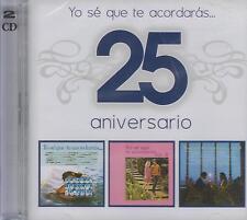CD - Yo Se Que Te Acordaras NEW 25 Aniversario 3 CD's FAST SHIPPING !