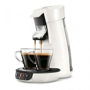 Philips Senseo Viva Café Blanc de titane 1450 W hd6563/01 Machine à café