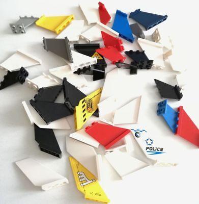 Lego 45x Ala Coda Auto Veicoli Mix Lotto Set Kg Sped Gratis Su + Acquisti