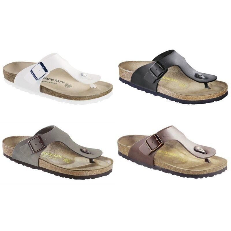 7fa61c372a78 Birkenstock Birkenstock Birkenstock Ramses Birko-Flor sandals - Made in  Germany d0b72e