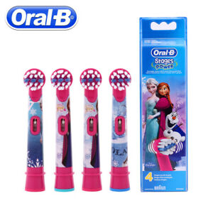 Image is loading Braun-Oral-B-Children-Electric-Toothbrush-Replacement-Head- cdca0a2d4cb24