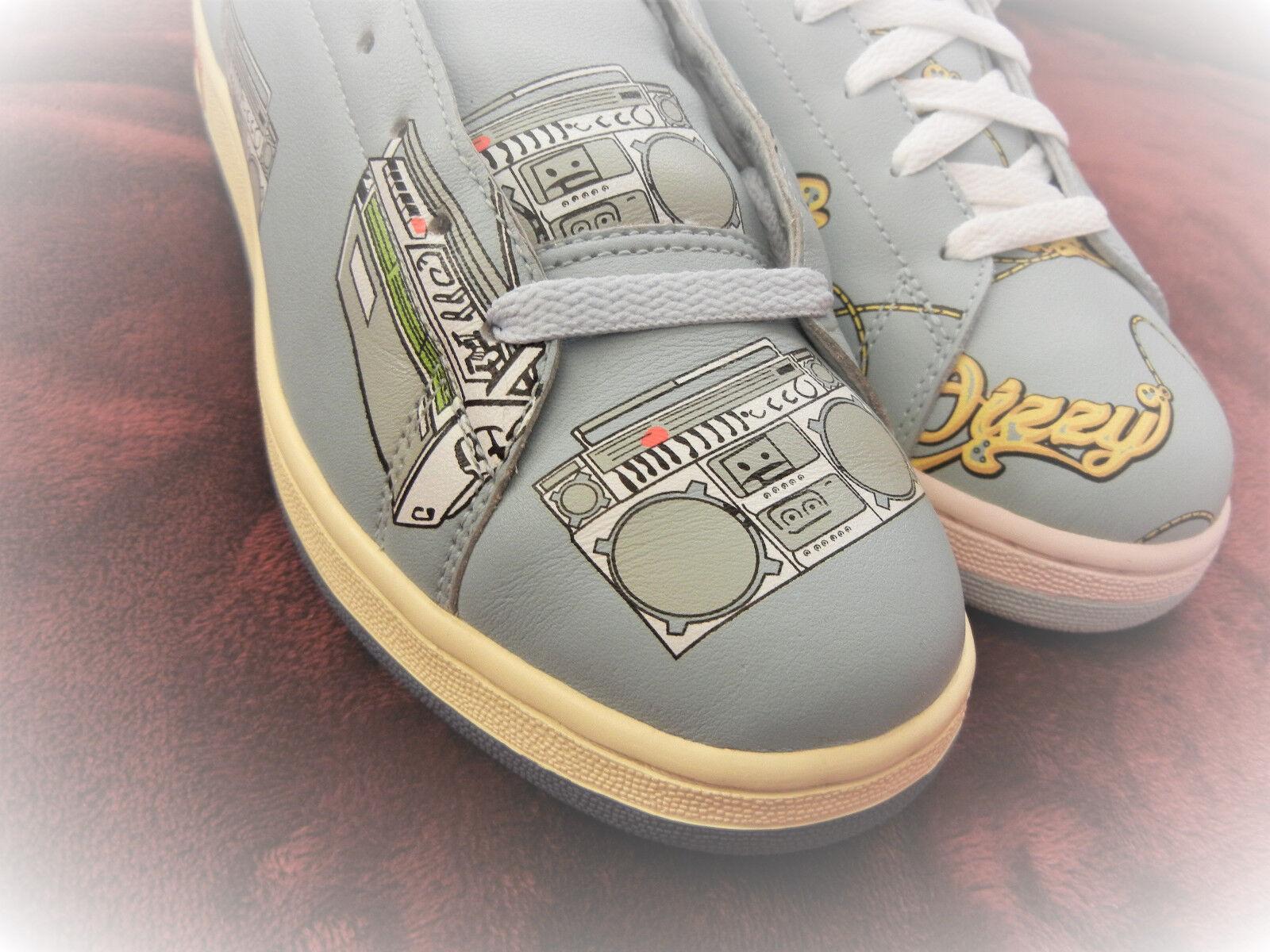 Reebok Helado  BoomBoxazul No.788  NameChain zapatos talla 8.5 8.5 8.5  BOUTIQUES Rara  directo de fábrica
