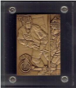 Highland-Mint-Paul-Kariya-1994-Pinnacle-Bronze-Card-Limited-to-1500