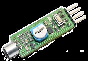 Badajo micrófono de control de luz sensible PM4.1.1 Sensor De Sonido ARDUINO