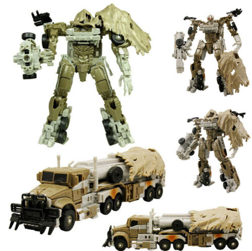 Dark of the Moon Transformers 4 Megatron Movie  ACTION Figure Voyager NEWEST