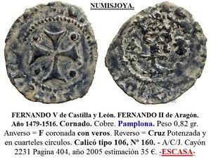 Cornado de Carlos I. Navarra S-l300