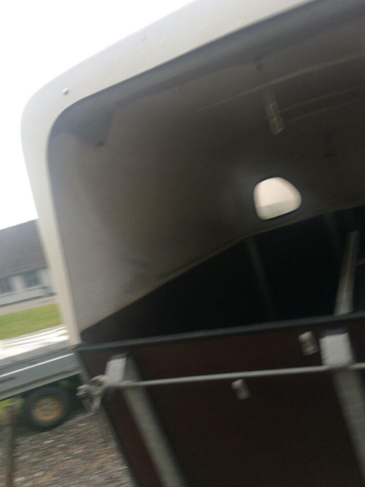 Hestetrailer, Cheval Liberate Hestur, lastevne (kg): 995