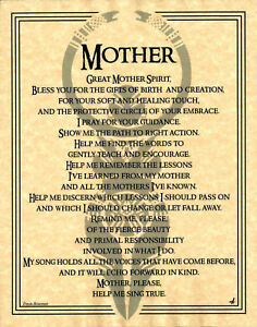 MOTHER-GOD-Invocation-Page-Poster-Wiccan-Pagan-8-1-2-x-11