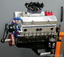 406ci Small Block Chevy Pro Drag Race Engine 650hp+ Built-To-Order Dyno Tuned